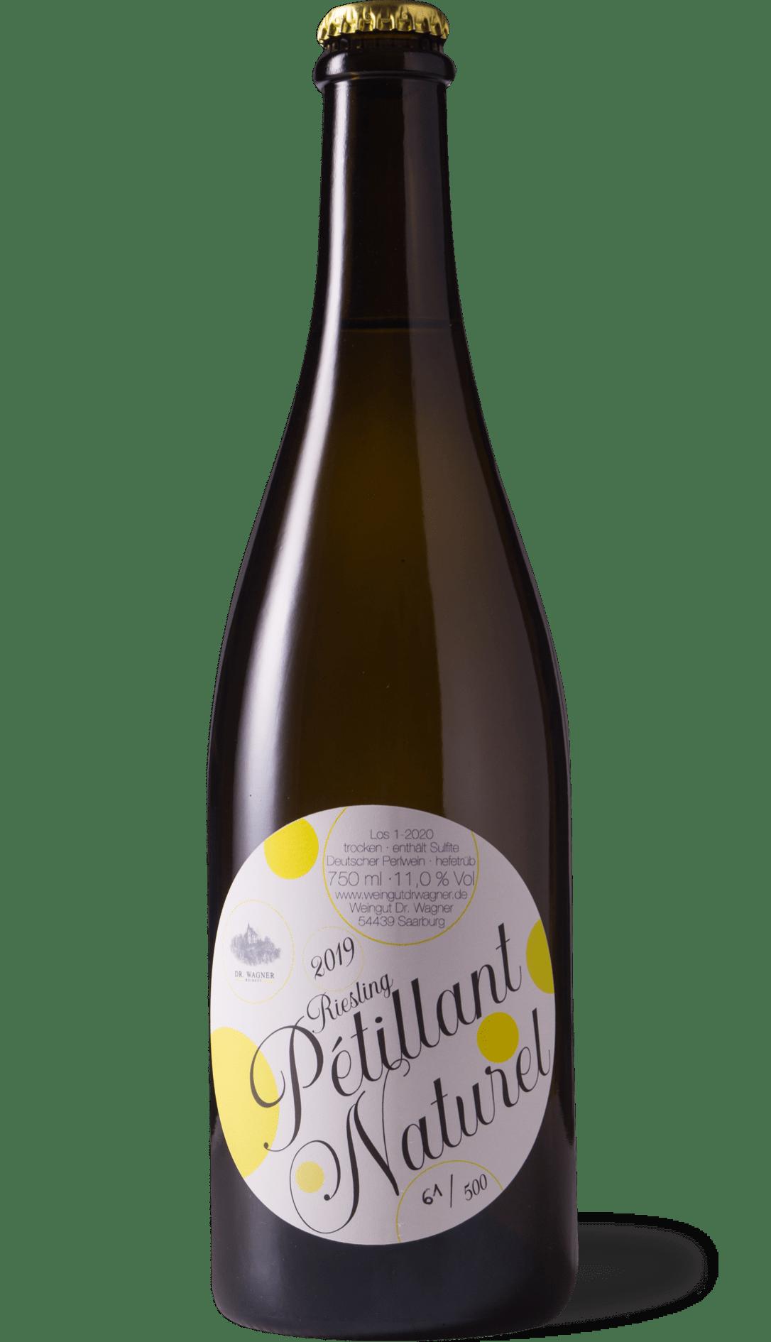 2019 Saar Riesling 'Pétillant Naturel'- limitierte Auflage - 500 Flaschen